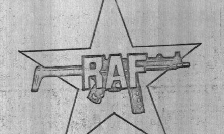 Gegen die Umschreibung der Geschichte, für eine Auseinandersetzung mit der Politik der RAF!