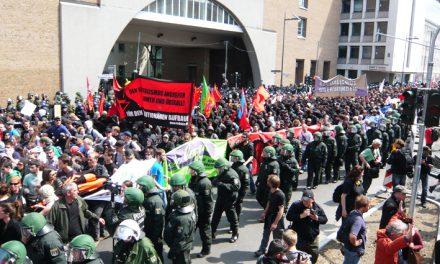 Aktionstage gegen die kapitalistische Krise