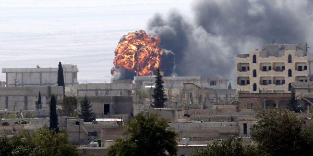 Halte stand Kobanê – Solidarität mit Rojava!