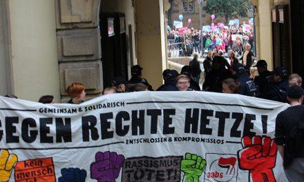 """""""Demo für Alle""""? Reaktionäre Großmobilisierung!"""