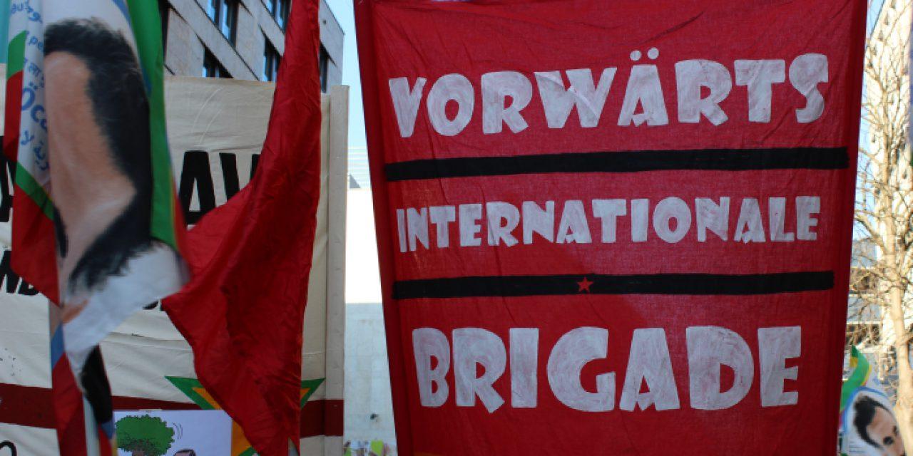Solidarität mit den verhafteten Internationalisten in Spanien!