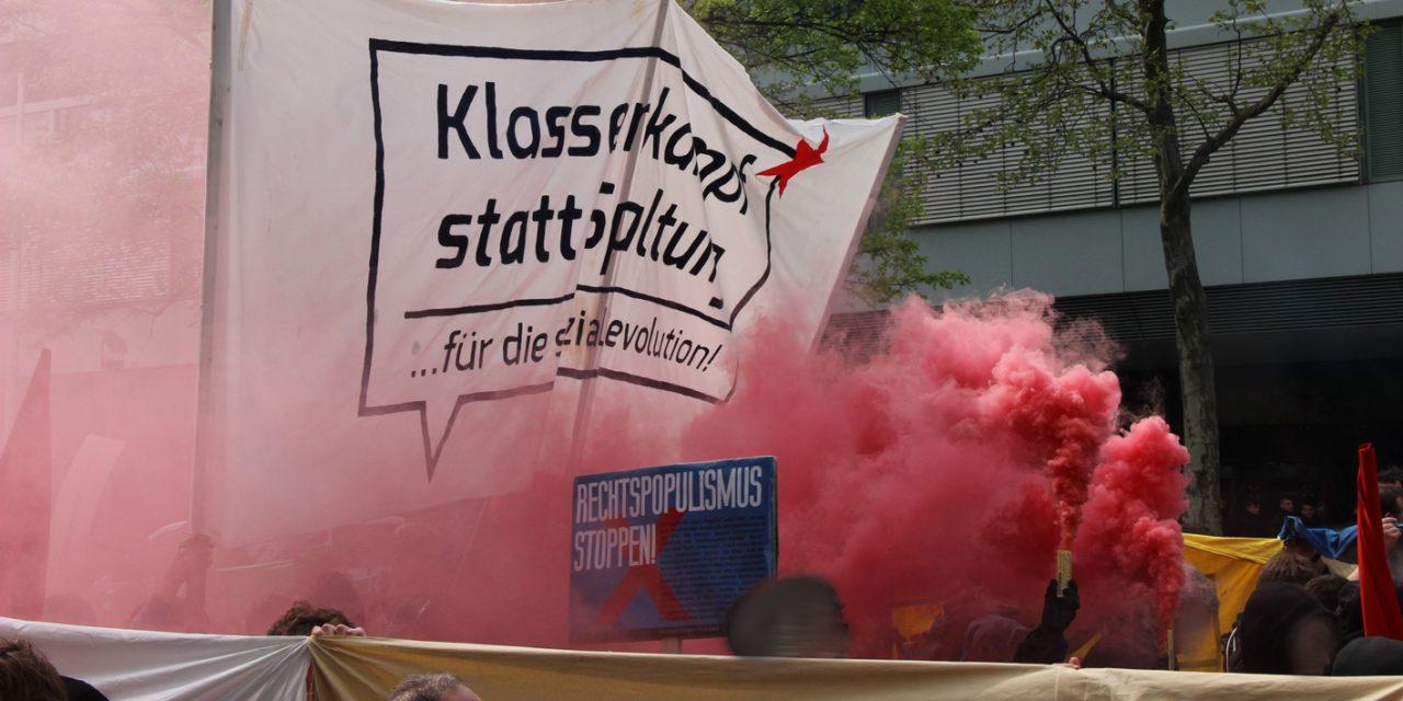 Tausende Menschen bei Aktionen gegen die AfD