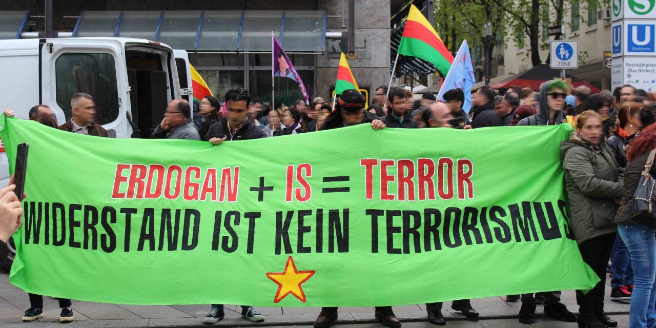 Stoppt den Staatsterror in der Türkei!