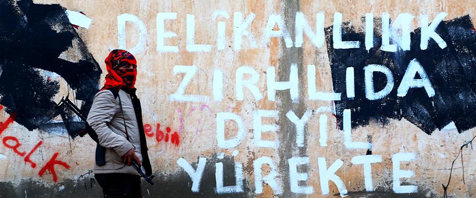 Textsammlung zu politischer Militanz