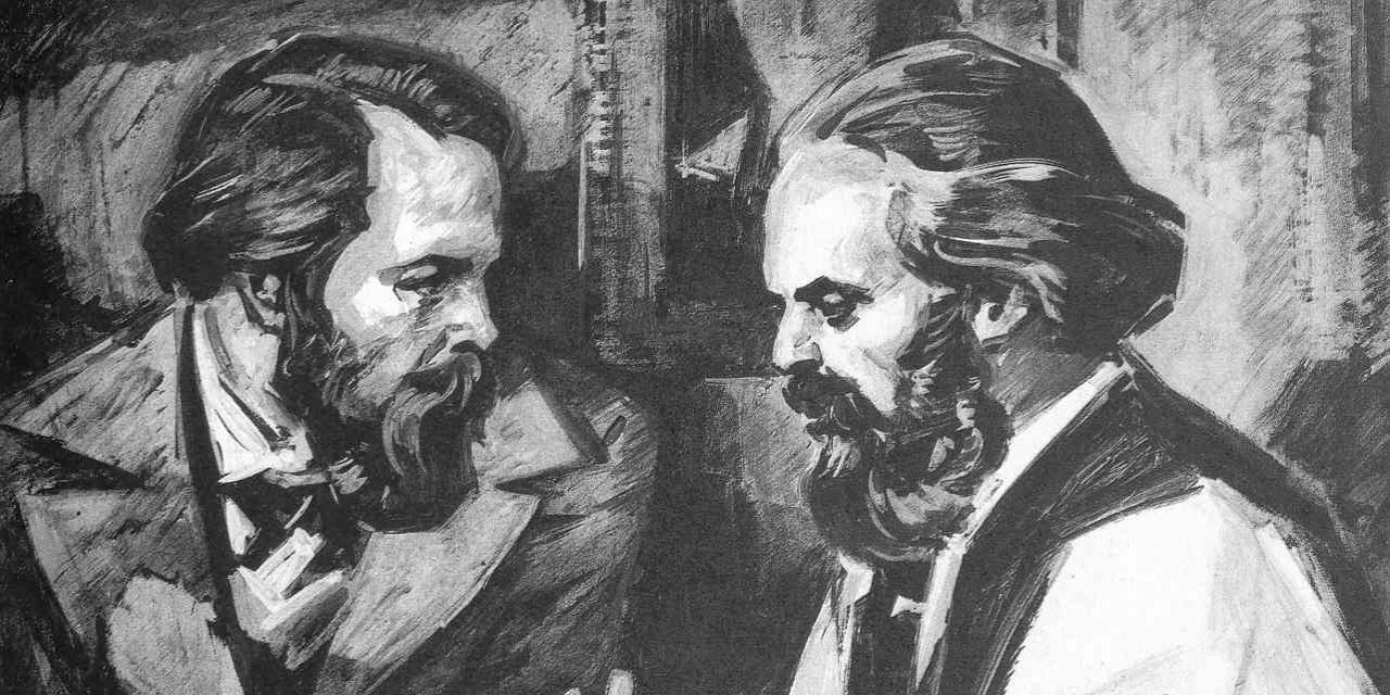 Das Manifest der kommunistischen Partei – Hörbuch