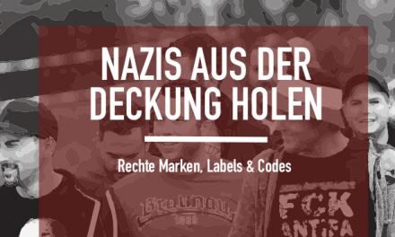 Neue Broschüre vom AABS: Nazis aus der Deckung holen!