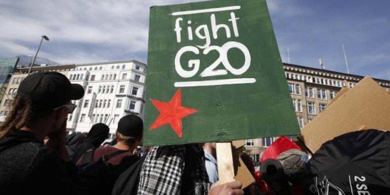 G20-Gipfel: Urteil gegen Stuttgarter Aktivistin in Hamburg und ihre Prozesserklärung
