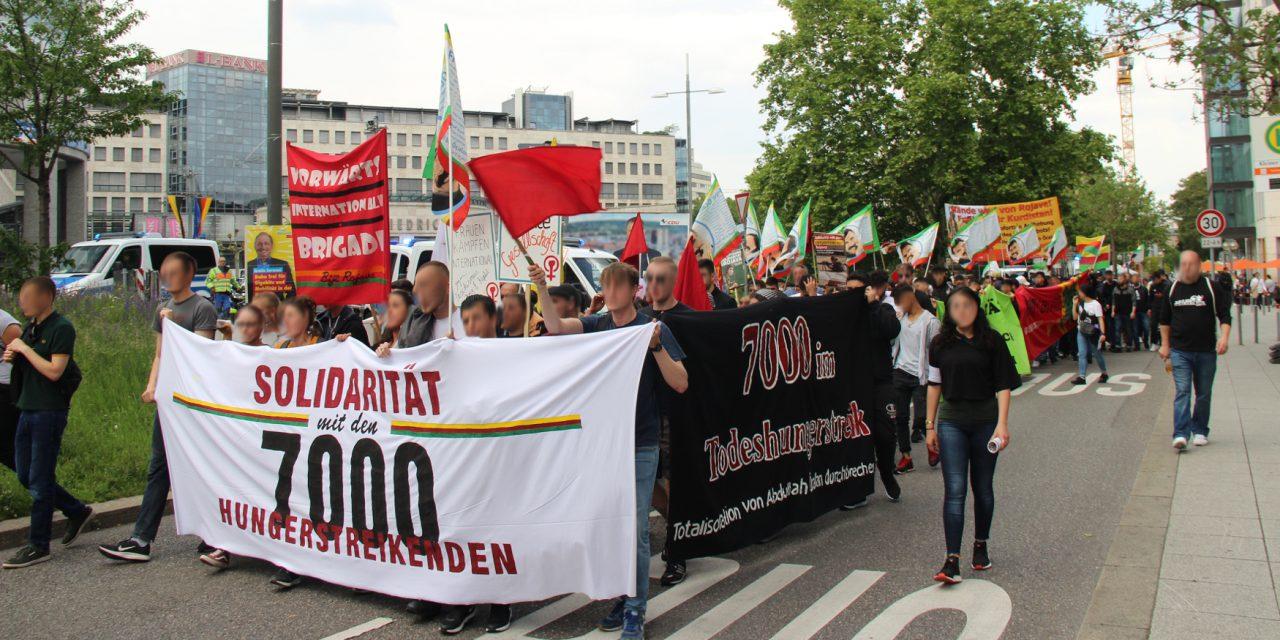 Hungerstreik in der Türkei beendet – 250 bei Solidemo am Wochenende