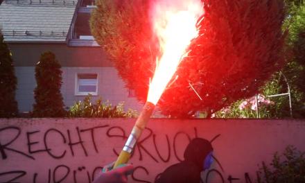 Video und Bericht von Hausbesuch bei AfD-Stadtrat in Stuttgart
