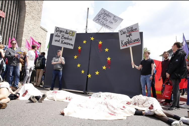 EU – Kein Friedensprojekt [Audiomitschnitt]