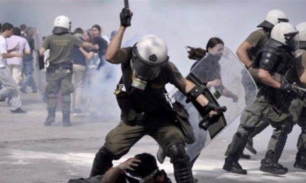 Griechenland: Die Jagd auf die Anarchisten ist eröffnet