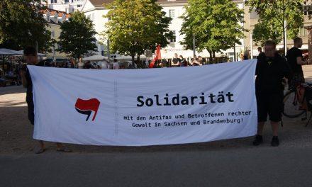 Landtagswahlen – Gegen rechte Höhenflüge: Unsere Seite aufbauen!