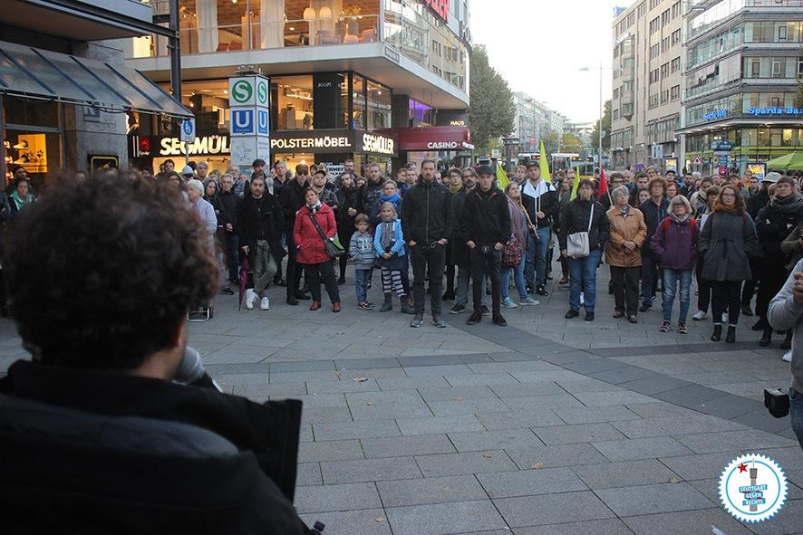 Nach Halle – Kundgebung gegen rechten Terror