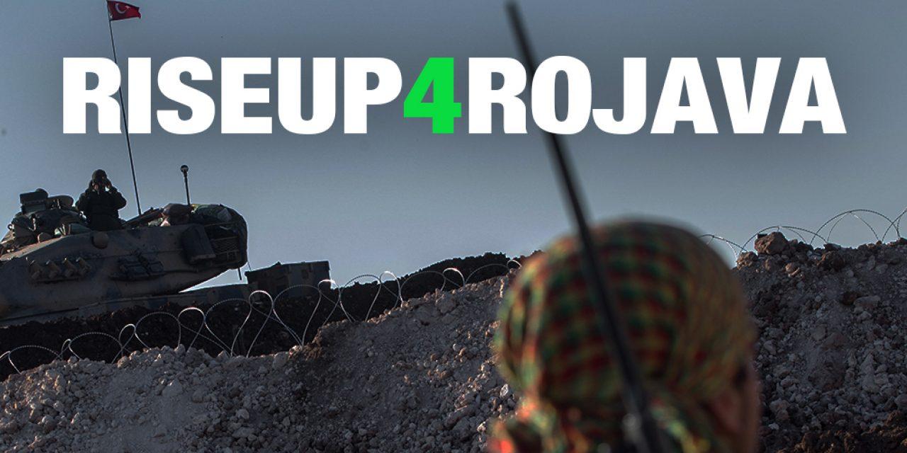 +++ Update: 10.11.2019 +++ Die Revolution in Rojava verteidigen! Aufruf, Videos, Aktionsübersicht für Stuttgart und Grußwort aus Rojava