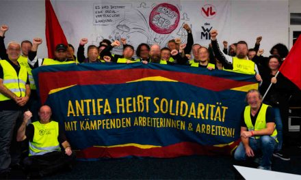 "Vortragsabend zur Geislinger ""Mondays for Jobs"" Aktion bei WMF"
