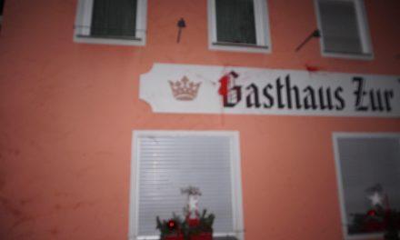 Nazi-Gasthaus angegriffen!