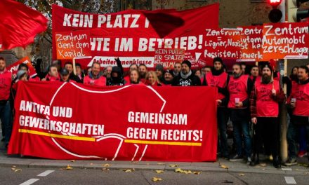 "Bericht: Gemeinsam gegen ""Zentrum Automobil"""