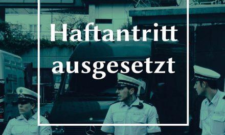 """10 Monate Knast, 6 Jahre illegal – Broschüre """"Haftantritt ausgesetzt"""" erschienen"""