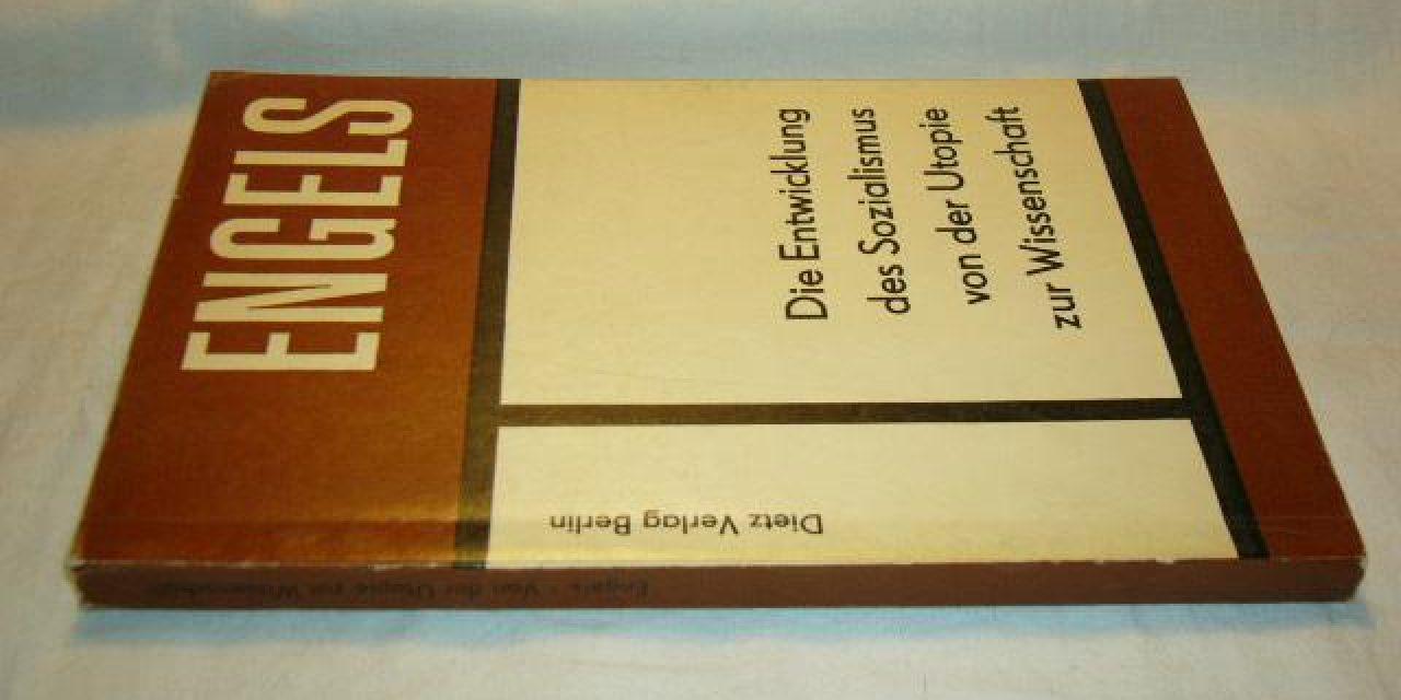 Die Entwicklung des Sozialismus von der Utopie zur Wissenschaft [Friedrich Engels]