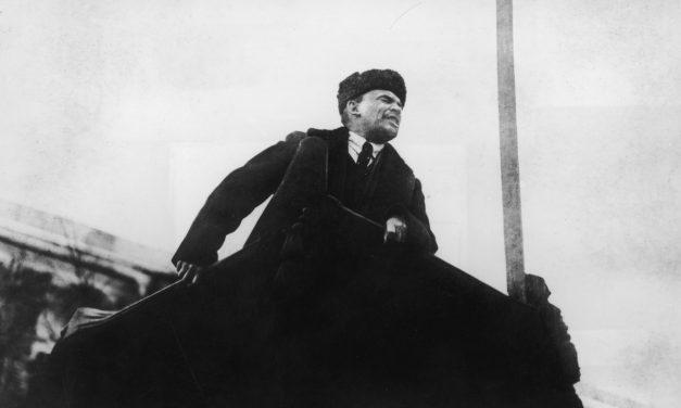 Lenin. Studie über den Zusammenhang seiner Gedanken [Georg Lukacs]