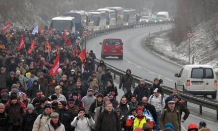 Naziaufmarsch am 19. Februar in Dresden verhindert!