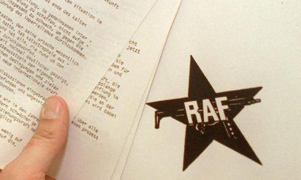 RAF-Auflösungserklärung (März 1998)