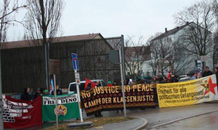 18. März: Tag der politischen Gefangenen