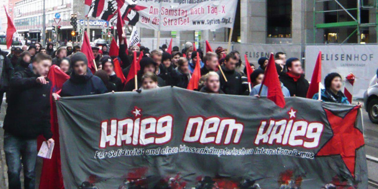 Proteste gegen die NATO Sicherheitskonferenz in München