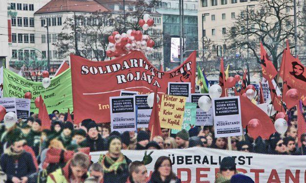"""Antikapitalistischer Aufruf zu den Protesten gegen die """"Siko"""" 2014"""