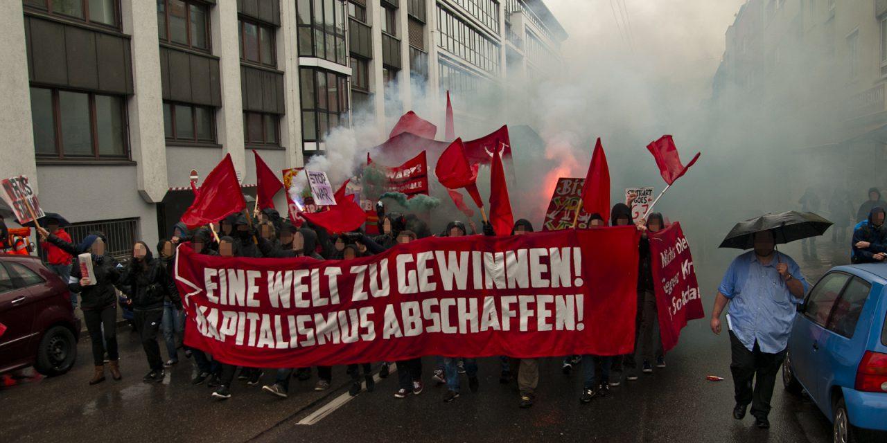 Bericht zum Revolutionären 1. Mai 2015 in Stuttgart