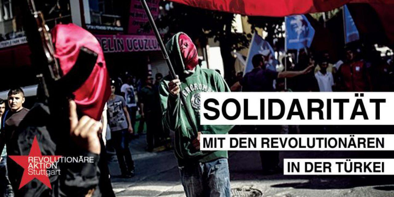 Gegen die Kriegspolitik von Türkei und NATO! Solidarität mit Rojava!