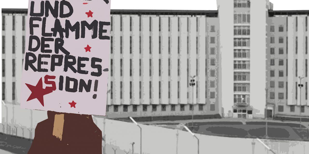 18. März – Wir sind nicht alle, es fehlen die Gefangenen!