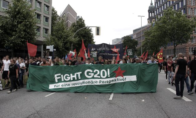 Fight capitalism – Texte zu den G20-Protesten in Hamburg 2017