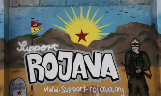 Revolutionäre Linke aus Deutschland im Kampf für die Befreiung von Rojava