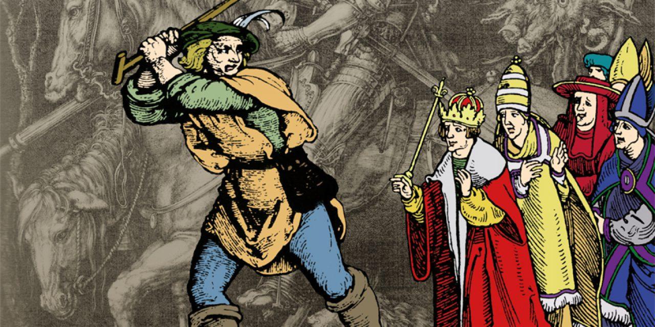 Multimediavortrag mit Bernd Langer: 500 Jahre Revolte, Reformation und Bauernkrieg