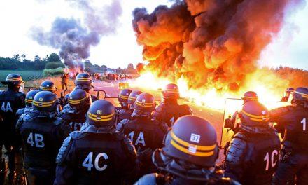 """Widerstand gegen das """"loi travail"""" in Frankreich – Bernhard Schmid"""