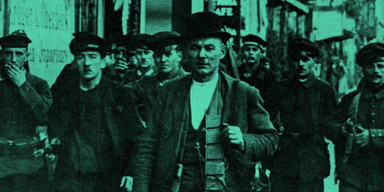 Broschüre zur Novemberrevolution in Deutschland 1918