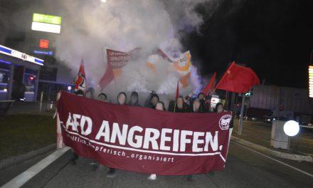Antifa auf Spurensuche in Ludwigsburg
