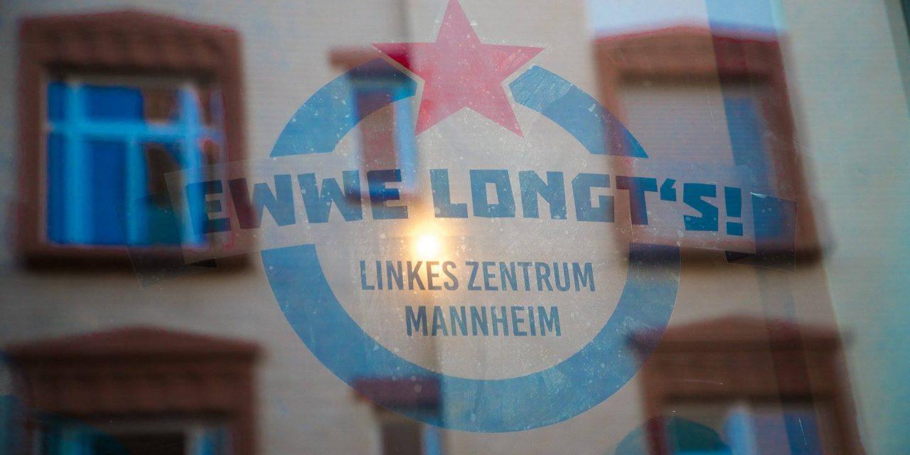 Neues Linkes Zentrum in Mannheim eröffnet