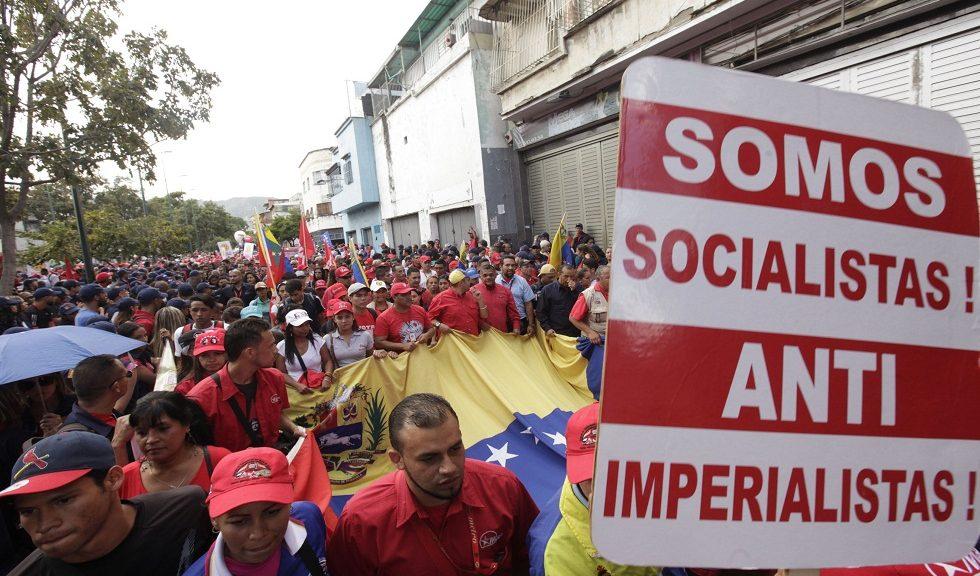 Putschversuch: Hände weg von Venezuela – Gegen neoliberalen Rollback und imperialistische Agression