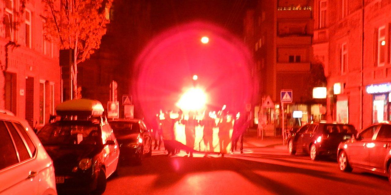 Sponti nach G20-Urteil gegen Stuttgarter Genossin in Hamburg
