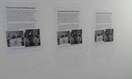 AfD Kandidatin Patricia Schäfer und Rolf Schlierer geoutet