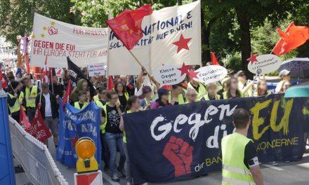 Interview der Antikapitalistischen Linken München zur EU
