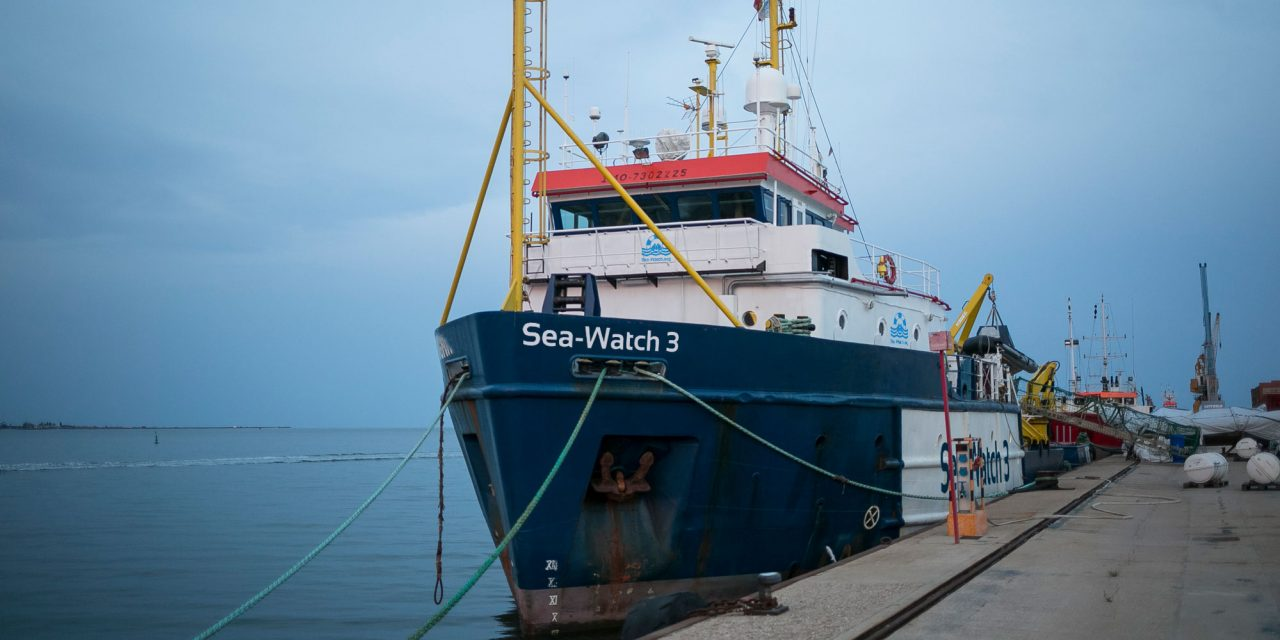 "Was geschah an Bord der ""Sea-Watch 3""? 