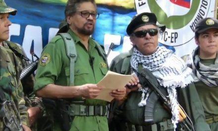 FARC-EP nimmt den bewaffneten Kampf wieder auf