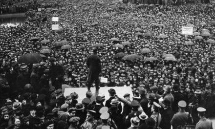 »Lesetipp« Massaker vor dem Reichstag: Vor 100 Jahren wurde die Massenbewegung gegen das Betriebsrätegesetz zerschlagen