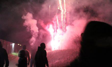 Bericht und Video von Knastspaziergang am 18. März