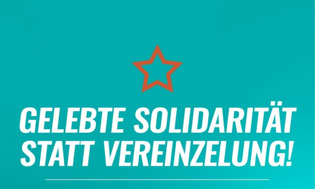 Solidarisches Stuttgart gegründet