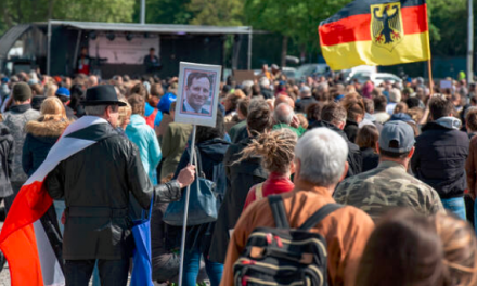 """Einschätzung zu den """"Wir für das Grundgesetz"""" Demos"""
