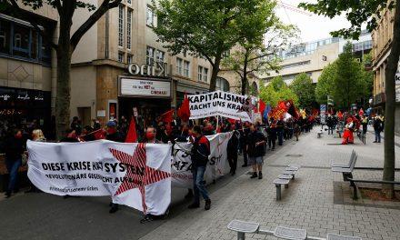Das war der Revolutionäre 1. Mai in Stuttgart
